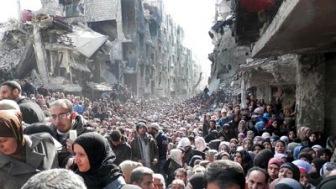 Запад и Турция: кризис беженцев - это оружие Кремля