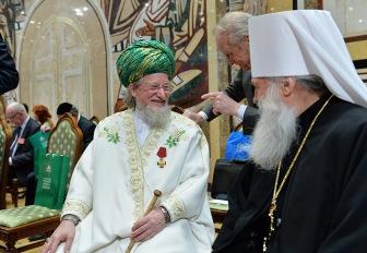 Таджутдин: «Одна вера у христиан и мусульман»