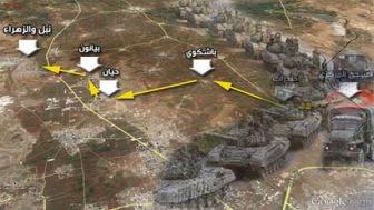 Войска Асада прорывают осаду шиитских сёл Набуль и Захра