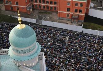Через двадцать лет Европа может превратиться в исламский континент