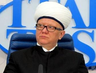 Самопровозглашенный муфтий Москвы против Меджлиса