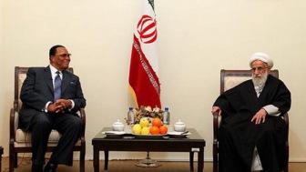 Иран поддерживает Трампа через Фаррахана?