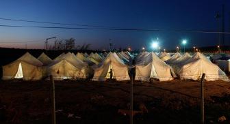 Лагерь палестинцев снова посетили с рейдом израильские солдаты