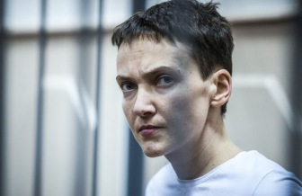 Украинскую летчицу Надежду Савченко присудили к 22 годам лишения свободы