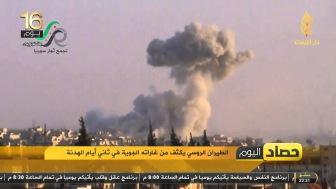 Сирия: зарегистрировано около 900 случаев нарушения перемирия