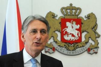 Филип Хэммонд обвинил Россию в нарушении норм международного права
