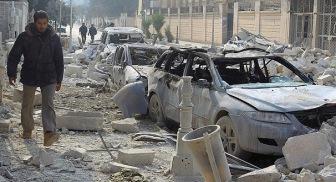 390 мирных жителей погибло в Сирии только за февраль от российских бомб