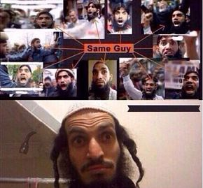 """Россия: """"терроризм"""" останется """"исламским"""""""