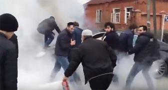Совершено очередное покушение на Хамзата Чумакова