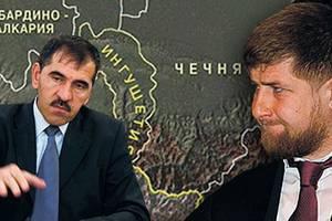 Кадыров и Евкуров остались при своем
