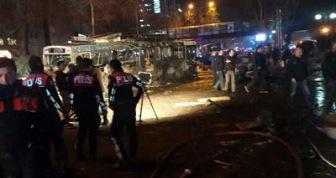 37 убитых, 125 раненных курдскими террористами в Анкаре