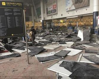 Террор и антитеррор в Брюсселе