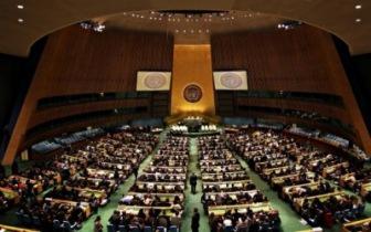 Генассамблея ООН подтвердила, что Крым это Украина