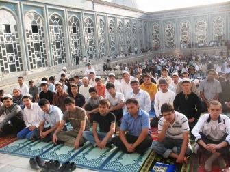 Репрессии религиозных деятелей в Таджикистане