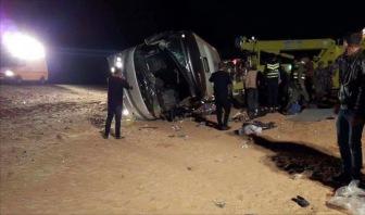 В Саудовской Аравии в результате ДТП погибло 20 египетских паломников