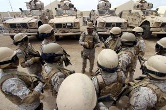 В Эр-Рияде состоялась встреча антитеррористической коалиции