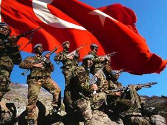 Турция помогает: Шаму и Украине