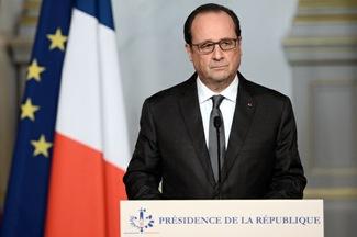 Франция: из-за терроризма не изменят конституцию