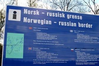 Норвегия защищается от трафика беженцев через Россию