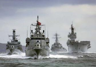 Турция - Украина: Черноморский военный союз