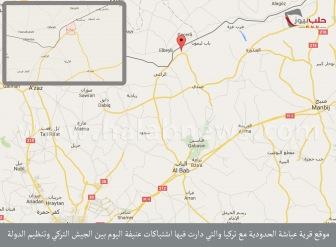 Сирия: повстанцы освободили от ИГ приграничное село ар-Ра'и