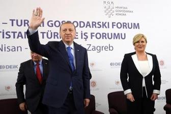 Консервативный союз: Турция и Хорватия наводят мосты