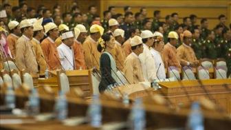 Буддистские демократы с расистским душком