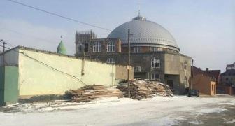 В Махачкале прошли массовые задержания прихожан мечети по ул. Венгерских бойцов