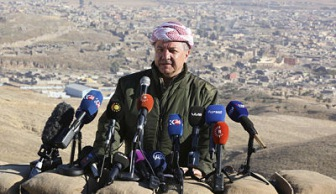Барзани: курдские террористы - враги самих курдов