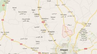 Алеппо: бои за дорогу жизни