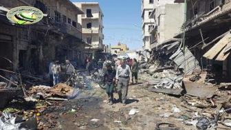 Идлиб: очередное военное преступление Асада