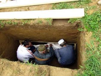 Испания: смогут ли мусульмане хоронить покойников по Исламу?