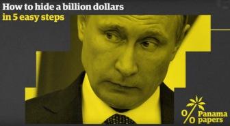 $2 млрд в связанных с Путиным офшорах