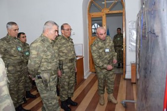 Состоялись азербайджано-турецкие военные учения