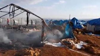 Асад разбомбил лагерь беженцев: свыше 30 погибших