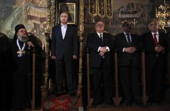 На Путина примеряют роль византийского императора