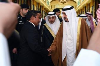 Саудиты выжали Иран из Мальдивов