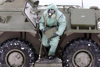 Россия готовит Армению к ядерной и химической войне