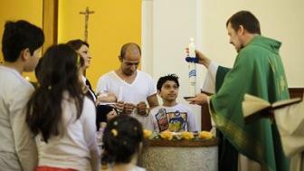 Мусульмане Германии опасаются христианизации беженцев