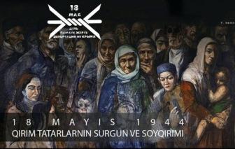 Крымские татары в Турции проведут марш памяти депортации