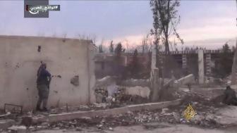 Междоусобица среди повстанцев в Гуте: более 600 погибших