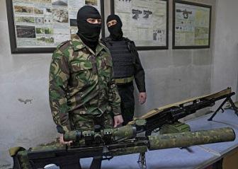 Пулеметы с огнеметами и казаки на службе у режима