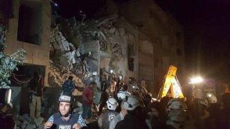 Кремль и Асад снова убивают мирных сирийцев
