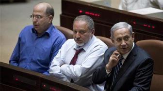 Нетаньяху усиливает партию войны