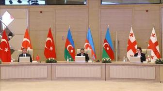 Новый военный союз: Грузия - Азербайджан - Турция