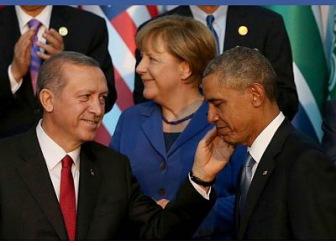 Страсти по Софии и треугольник Обама - Меркель - Эрдоган