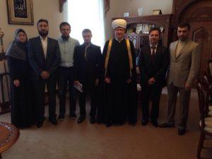 В Москве презентовали уникальный в сфере онлайн образования проект «Академия Корана»