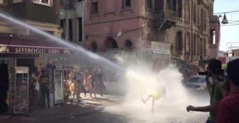 В Стамбуле запретили гей-парад. Планируются беспорядки