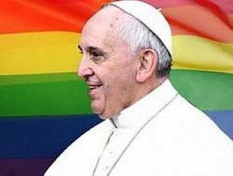 Папа Римский призвал каяться перед содомитами