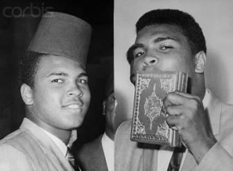 Умма прощается с Мухаммадом Али